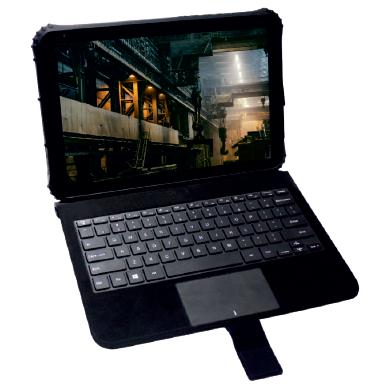 Защищенный планшет-трансформер Gronet CI-R22H